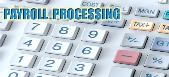 payroll processing system